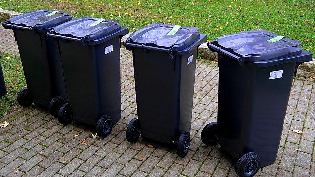 Pravidelný svoz komunálního odpadu